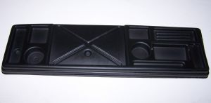 Dash tidy tray VW Type 25 van 1980 to 1991 RHD models